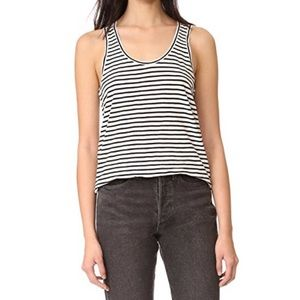 Madewell Whisper Cotton Scoop Tank NWOT